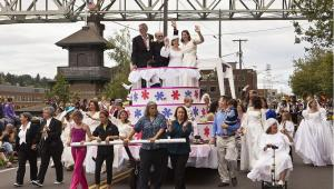 wedding float 2